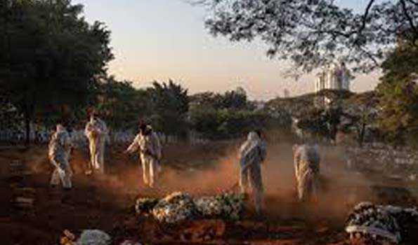 برازیل میں کورونا سے ہلاکتوں کی تعداد ڈھائی لاکھ سے متجاوز
