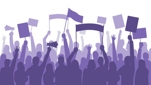 آنگن واڑی ورکرس کا سری نگر میں اپنے مطالبات کے حق میں احتجاج