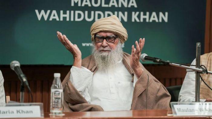 معروف عالم دین مولانا وحید الدین خان 96 برس کی عمر میں انتقال کرگئے
