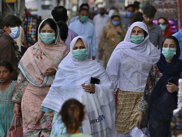 پاکستان میں پہلی بار کورونا سے 200 سے زائد ہلاکتیں ریکارڈ