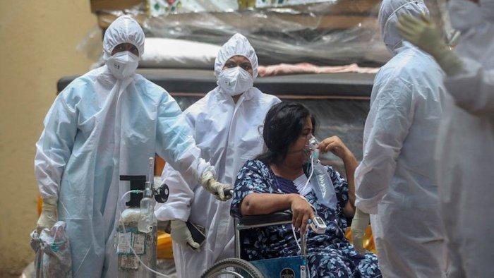 ایک ہی دن میں ریکارڈ 3.20 لاکھ سے زائد کورونا مریض ہوئے صحتیاب
