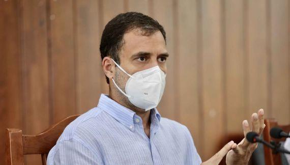 ملک کو وزیر اعظم کی نئی رہائش نہیں، سانسیں چاہیے: راہل گاندھی کا مودی حکومت پر حملہ