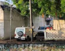 جیل کی دیوار گرنے سے 21 قیدی زخمی