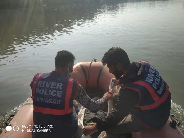 سری نگر کے کمسن لڑکے کی لاش چار روز بعد دریائے جہلم سے بر آمد