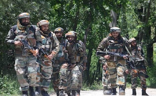 راجوری تصادم: چھپے ہوئے جنگجو کی تلاش کے لئے سرچ آپریشن بحال