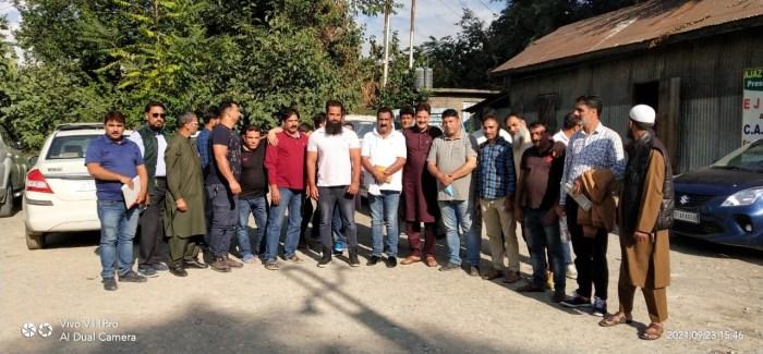 ملازمین فیر پرایس شاپ ڈیلرس اور محنت کشوں کے جائز مطالبات حل کرانے کےلئے ہماری جدو جدہ جاری و ساری رہے گی: صدر اعجاز خان