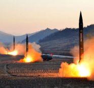 شمالی کوریا کا پروجیکٹائل جاپان کے خصوصی اقتصادی زون سے باہر گرا