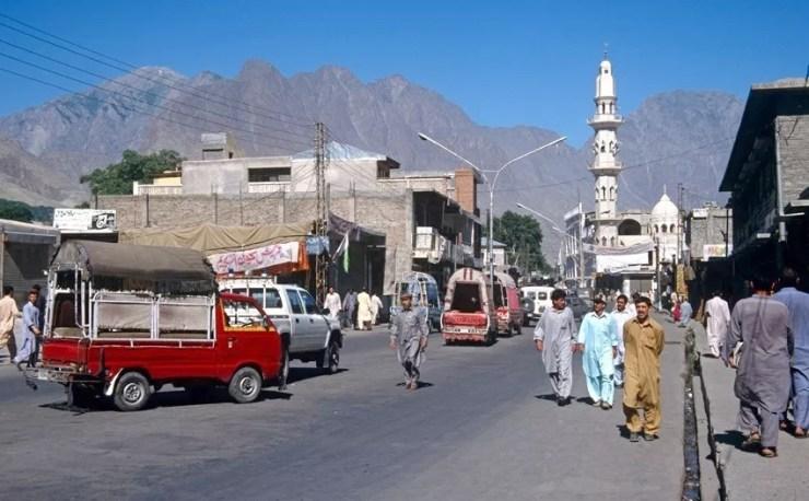 Gilgit Bazar Gari Bagh