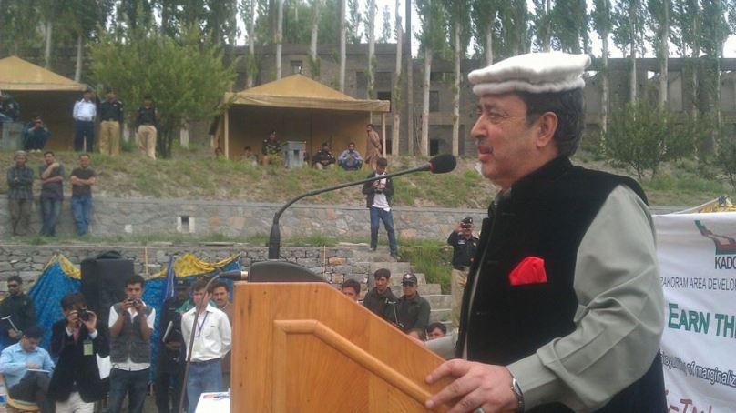 ملک کے دوسرے حصوں میں فخرسے ہنزہ کی مثال دیتا ہوں، وزیر اعلی مہدی شاہ