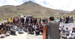Teachers Protest Ghizar (2)