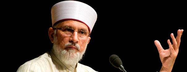 طاہر القادری انقلاب نہیں فساد پھیلا رہا ہے، رحمت اللہ سراجی