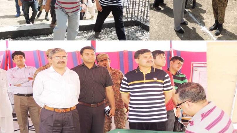 ڈسٹرکٹ ہیڈ کوارٹر ہسپتال چترال کے ساتھ نرسنگ مرکز قائم کرنے کا اعلان