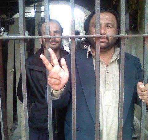 افتخار حسین، بابا جان اور دیگر سیاسی کارکنان کو عمرقید کی سزائیں ظلم و جبر کی بد ترین مثال ہے، تعارف عباس، رہنما کے این ایم