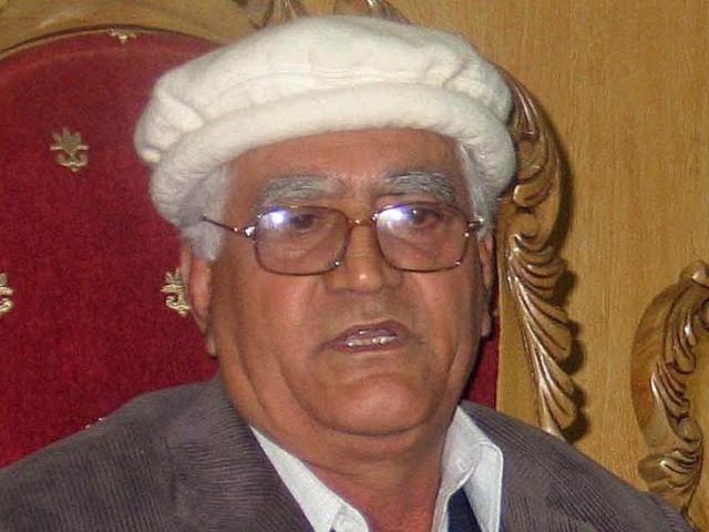 Wazir Baig speaker GBLA
