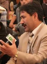 عبدل جہان، نگران وزیر خوراک