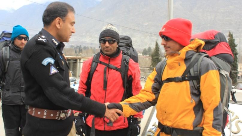 غیر ملکی کوہ پیماؤں کی حفاظت کے لیے گلگت بلتستان پولیس میں خصوصی یونٹ قائم