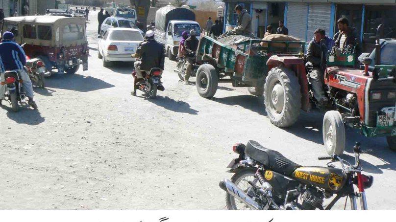 اشکومن، چٹورکھنڈ میں ٹریفک کا نظام کون بہتر بنائے گا؟
