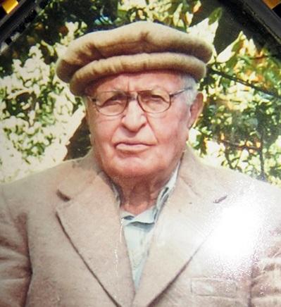 صوبیدار علی شِدر کی ایک یادگار تصویر