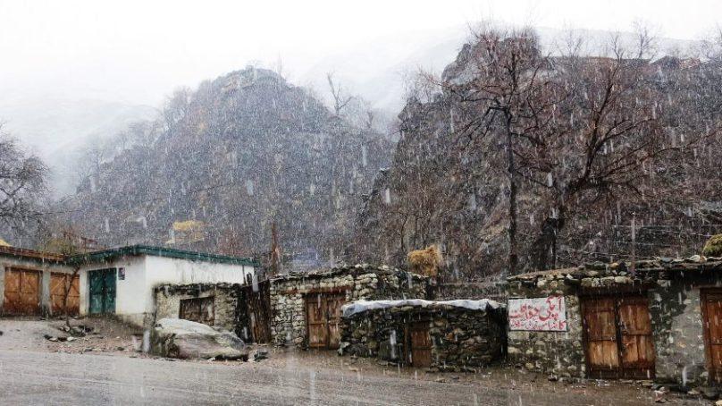ضلع دیامر کے میدانی اور بالائی علاقوں میں بارش اوربرفباری، پتھر گرنے سے ایک نوجوان جان بحق