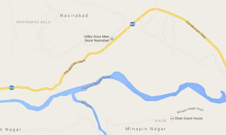 مناپن کے عوام ناصر آباد کو پانی دیںے پر رضامند ہوگئے، نو سالوں سے زیر التوی منصوبے پر کام شروع ہوںے کی امید