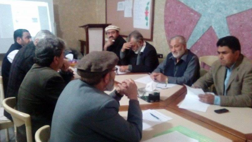 چترال تھنکرز فورم کی ماہانہ میٹنگ میں ماحولیاتی مسائل کے حوالے سے اہم قرارداد منظور کی گئی