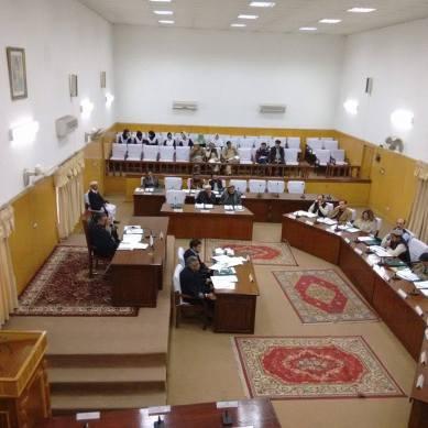 اسمبلی ممبران کو ترقیاتی بجٹ نہ ملنے سے منصوبے دھرے کے دھرے رہ گئے