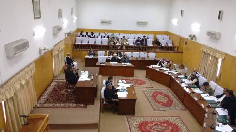 رکن اسمبلی محمد شفیع کی گرفتاری کے واقعےکی تحقیقات کے لئے چاررکنی پارلیمانی کمیٹی تشکیل