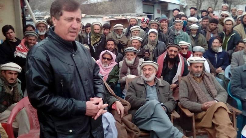 پاکستان مسلم لیگ ن کے زیر اہتمام موڑکہو (چترال) میں نواز شریف زندہ باد کنونشن کا انعقاد