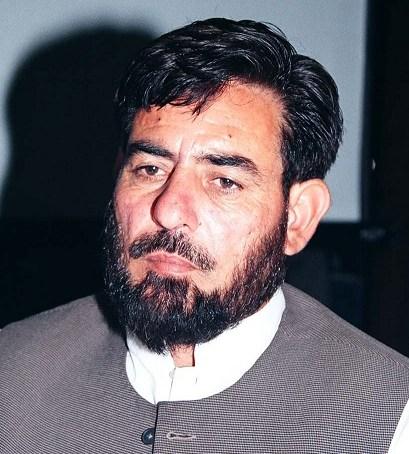 امجد ایڈوکیٹ نے ہی گلگت بلتستان کے عوام پر جبری ٹیکس کی بنیاد رکھی، حاجی غندل شاہ رہنما مسلم لیگ