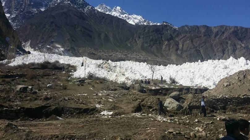 نلت اور جعفر آباد نگر میں برفانی تودہ گرنے سے متاثرہ افراد کے مسائل حل کئے جائیں گے ، محمد علی حیدر رکن اسمبلی