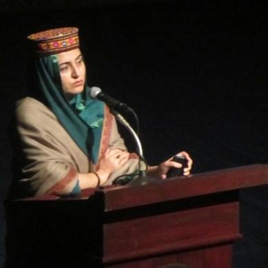 سینٹر فرحت اللہ بابر کا بیان عوامِ گلگت بلتستان کے دلوں کی آواز ہے، سعدیہ دانش