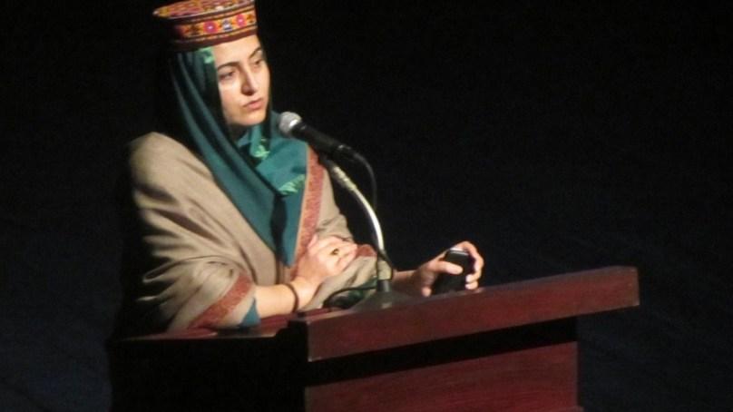 چیف سیکریٹری اور سپیکر نے گلگت بلتستان حکومت کی حیثیت واضح کر دی ہے، سعدیہ دانش رہنما پیپلز پارٹی