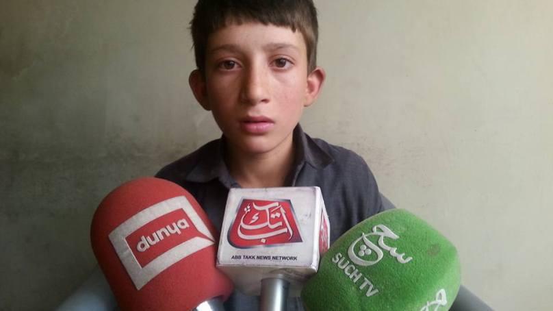 دہشتگردی کا لیبل لگا کر زندگی خراب کی گئی، مجھے اس حال تک پہنچانے والوں کے خلاف کاروائی کی جائے، آٹھ سالہ زوہیب کی پردرد اپیل