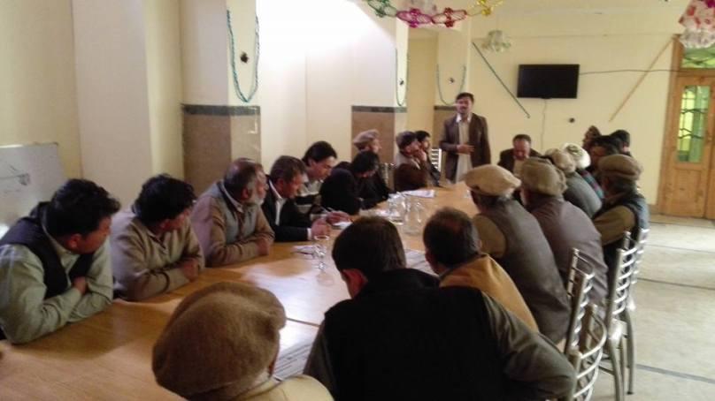 عوامی ایکشن تحریک گلگت بلتستان کی مشاورتی کمیٹی کا اجلاس منعقد ہوا