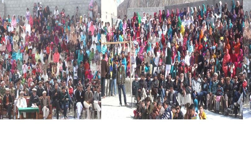 ضلع ہنزہ میں نوروز کا جشن روایتی جوش و خروش سے منایا گیا