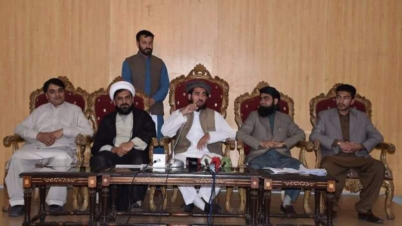 چھ دہائیوں سے دانستہ طور پر گلگت بلتستان کو استحصال کا شکار رکھا جارہا ہے، عوامی ایکشن کمیٹی کے رہنماوں کی اسلام آباد میں پریس کانفرنس