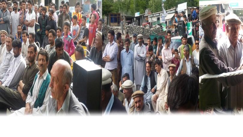 پارٹی میں آمریت رائج ہے اسلئے مسلم لیگ نون کو چھوڑ دیا ہے، آزاد امیدوار امین شیر کا علی آباد ہنزہ میں انتخابی جلسے خطاب