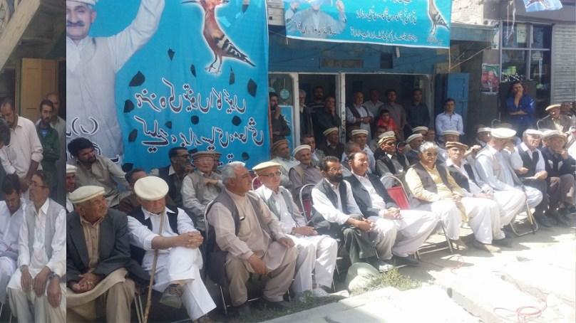 پاکستان مسلم لیگ ن کے سینئر کارکن ریحان شاہ نے ساتھیوں سمیت آزاد امیدوار عبیداللہ بیگ کی حمایت کا اعلان کردیا