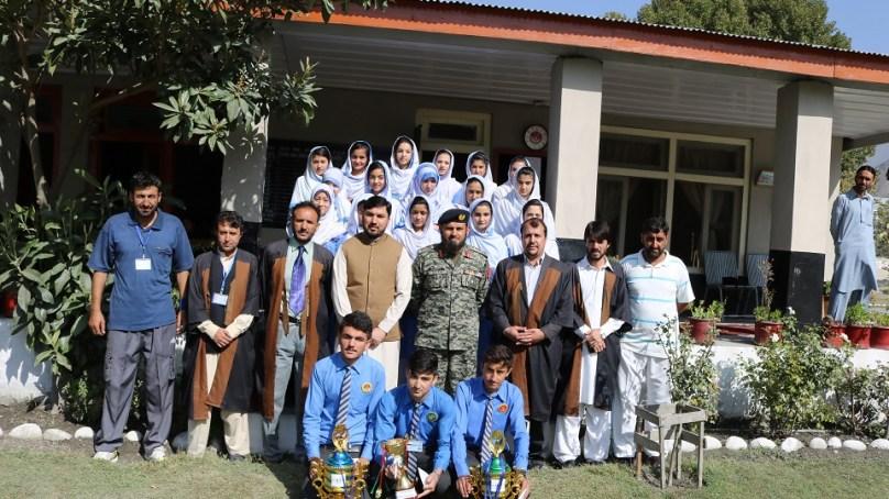 محفل حسن قرآت، مدرسہ جامعہ ریحانکوٹ کے طالب علموں نے پہلی اور دوسری پوزیشن حاصل کی