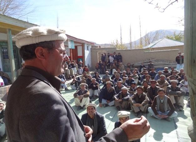 چترال، سوسوم میں ہائیر سکینڈری سکول بنایا جائے گا، کریم آباد روڈ کے لئے 2کروڑ روپے رکھے گئے ہیں،  ایم پی اے سلیم خان