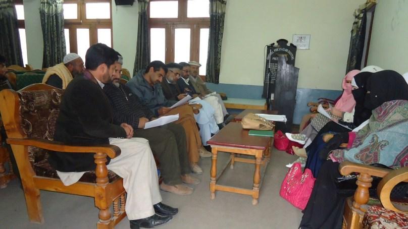 غیر مساویانہ تقسیم، ضلع کونسل چترال کی خواتین ممبران نےفوری طورپر فنڈزروکنے کا مطالبہ کردیا