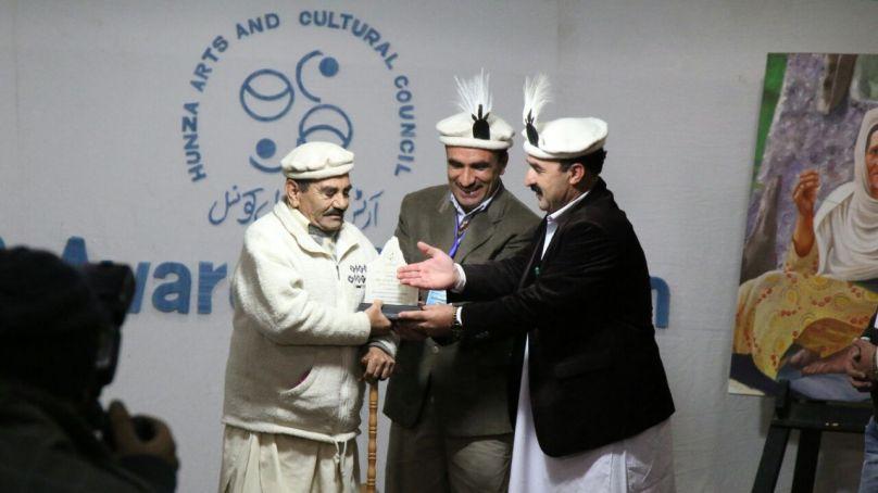 ہنزہ آرٹس کونسل کے زیر اہتمام منعقدہ ایوارڈز تقریب کی تصویری جھلکیاں