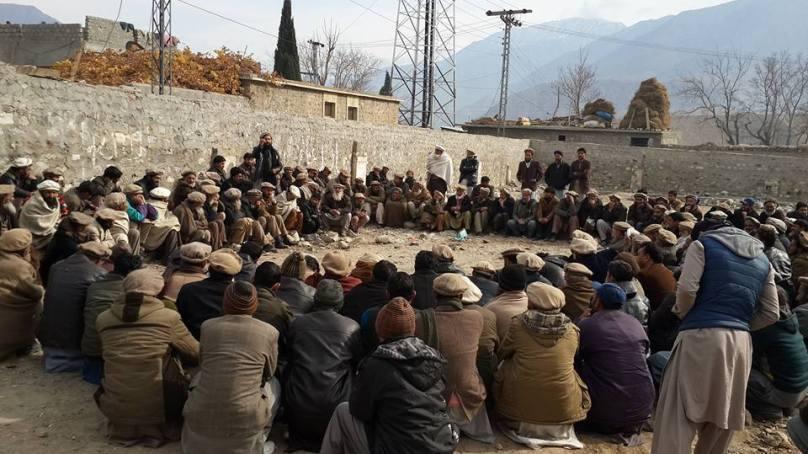 دیامر، اجتماعی رقم واپس نہ کرنے کی صورت میں گوہر آباد کے مکینوں نے اپنے ہیٹی کے خلاف سخت ایکشن لینے کا فیصلہ کرلیا