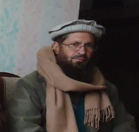 مولانا قاری وزیر احمد قائمقام ضلعی امیر جے یو آئی چترال نامزد