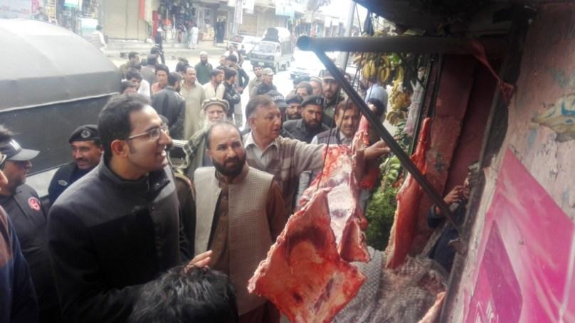 گلگت شہر میں تجاوزات مافیا کو ملنے والی مہلت ختم، پیر سے بھر پور کاروائی ہوگی
