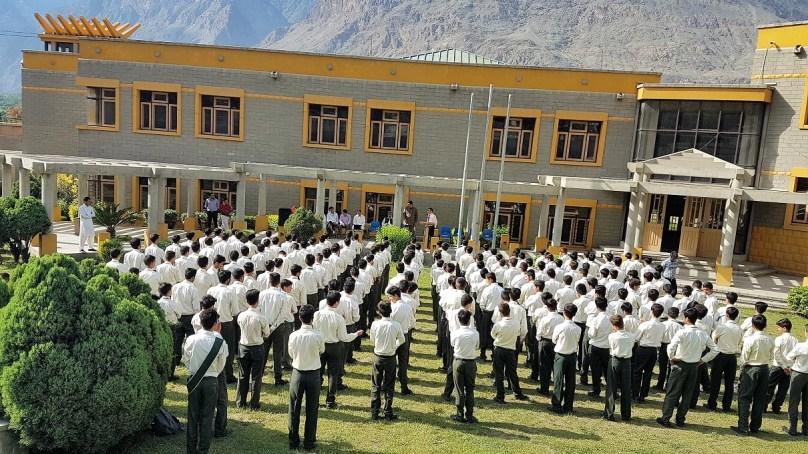 گلگت بلتستان کو آغا خان ہائیر سیکنڈری سکول جیسے اداروں کی ضرورت ہے: جمشید خان دُکھی
