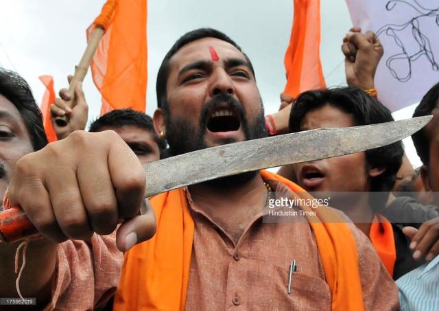 داعش سے زیادہ خطرناک ۔۔۔۔۔ ہندو انتہا پسندی کا ایٹم بم