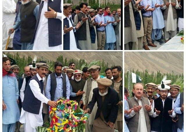 تحصیل یاسین غذر میں جشن آزادی کے سلسلے میں متعدد تقریبات اور کھیلوں کے مقابلے منعقد