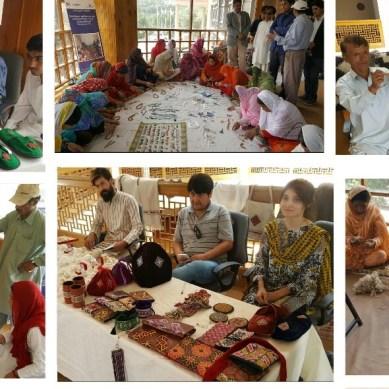 ہنزہ: کاڈو کے زیر نگرانی100خصوصی افراد کو مختلف شعبوں میں تربیت دی گئی