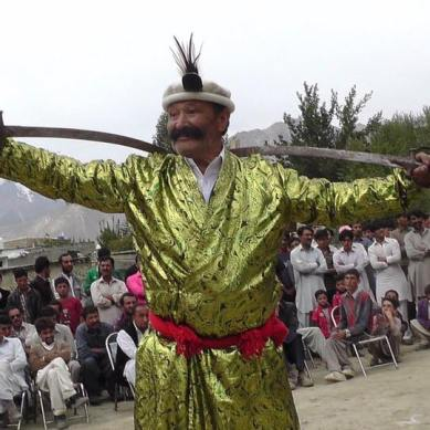 ضلع نگر کے سیاحتی مقام ہوپر میں جاری ہفت روزہ ثقافتی میلہ اختتام پذیر